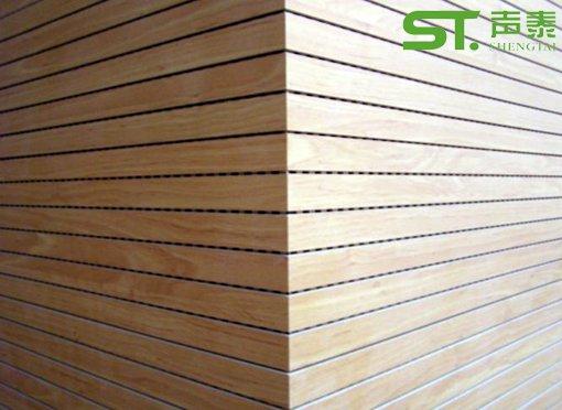 木质吸音板产品特征规格