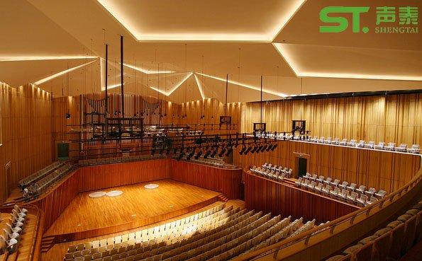音乐厅声学设计案例