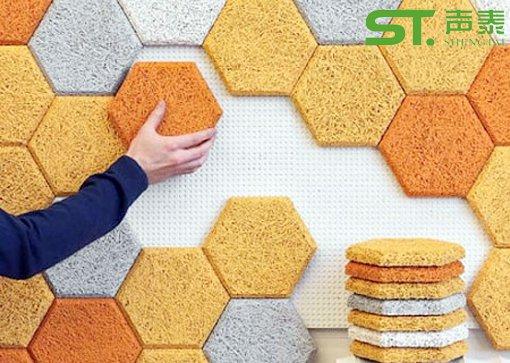 珍珠岩装饰吸音板与木丝吸音板对比