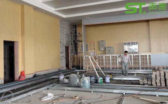 木质吸音板施工工艺|吸音板|吸音材料|吸音板厂家